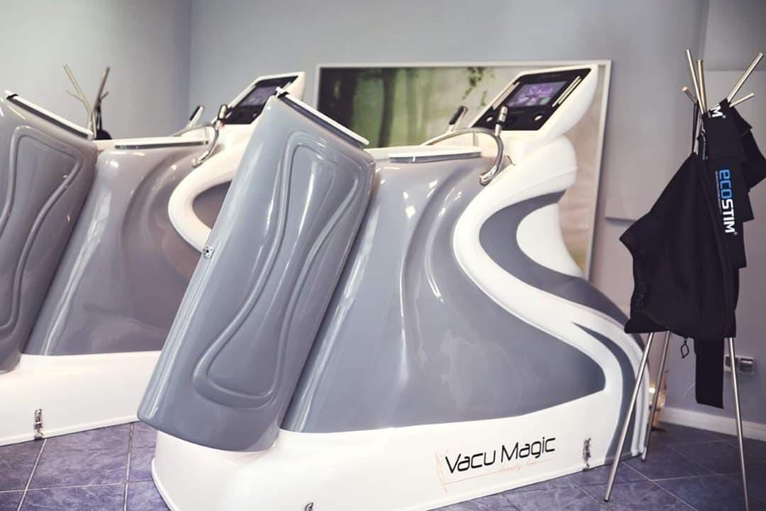 Vacu Trainingissa yhdistyvät nopea rasvanpoltto ja yleisen fyysisen kunnon parannus